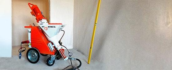 оштукатуривание стен цена за м2